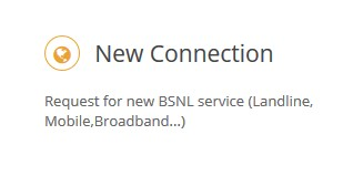 bsnl new connection online