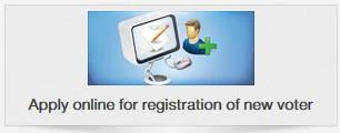 new voter registration online india