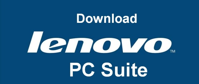 lenovo PC Suite download for free