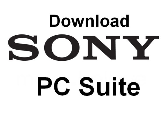 Download sony PC suite