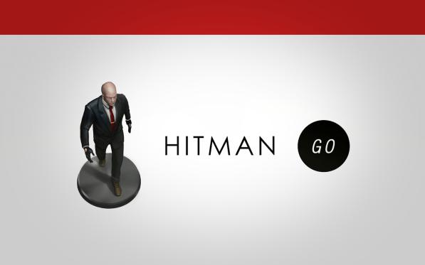 Hit-man Go Square Enix