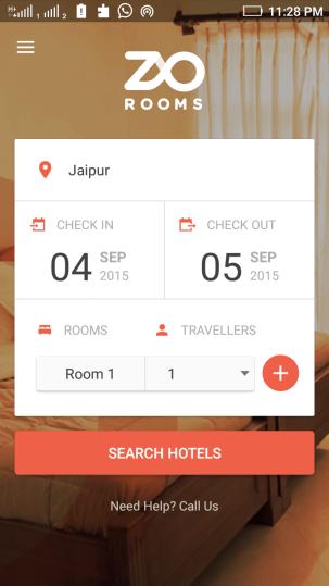 zo room app