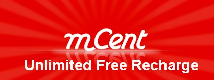 mcent unlimited free recharge trick