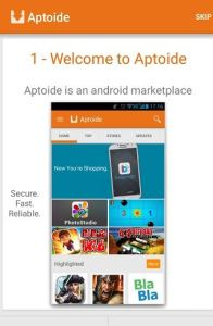 alternative to google play store app