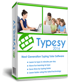 Typesy typing software 2016