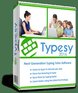 Typesy typing software 2016