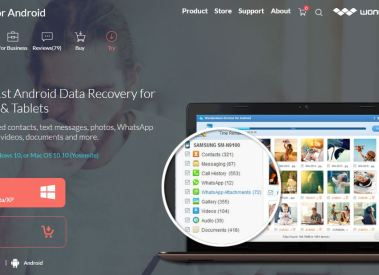 Best Android Data Recovery App – Recover Deleted Files