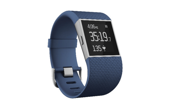 FitBit Surge GPS running Watch