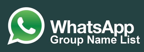best whatsapp group names