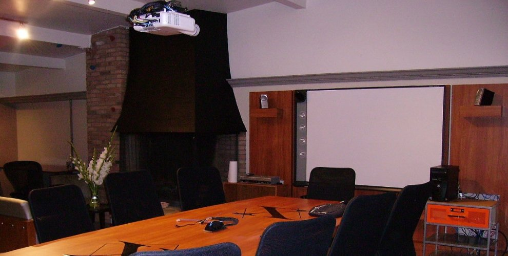 Conference Room Projector