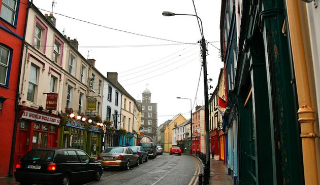 Youghal main street