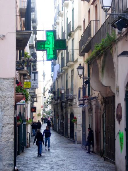 Salerno street