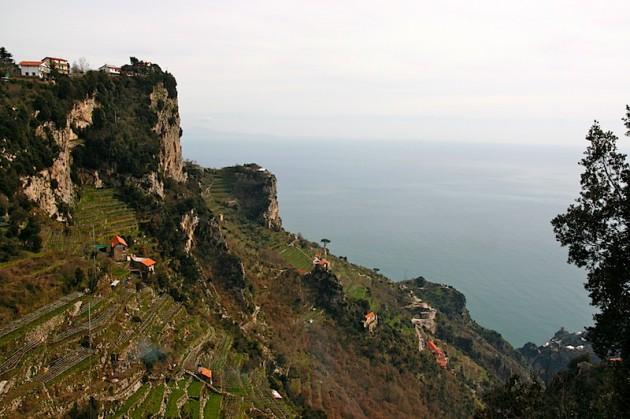 Bomerano hillside