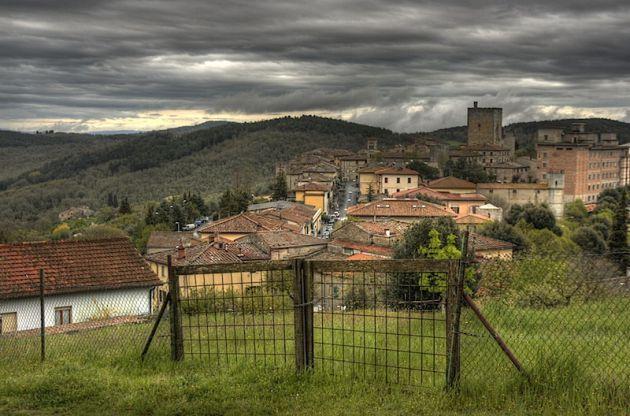 Chianti town