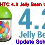 HTC Android 4.2 Jelly Bean Update Device List, Schedule, Release Date Info