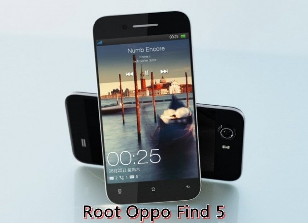 Root Oppo Find 5