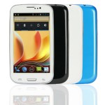 Swipe Fablet F3 5-Inch Dual SIM Phablet Phone with Android 4.1 JB Launched