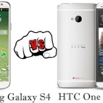 Samsung Galaxy S4 vs HTC One Phone Specs, Features Comparison