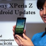 Sony Xperia Z with Android 4.3 Jelly Bean AOSP Compiled Update Available