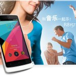 Oppo Real R815T 4.3-Inch Display, MediaTek Quad Core Jelly Bean Announced