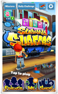 Subway Surfer Miami Game