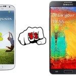 Samsung Galaxy Note 3 vs Galaxy S4 – Specs, Details Comparison