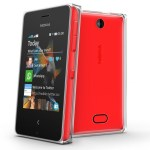 Nokia Asha 500 with Transparent Design & Full Touch Support at $69