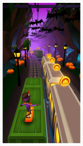Subway Surfers New Orleans Character