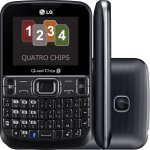 LG C299 Quad SIM Phone with QWERTY Keypad – Review