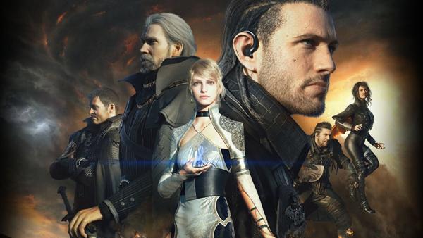 Kingsglaive: Final Fantasy XV llegará el Blu-ray y DVD en octubre