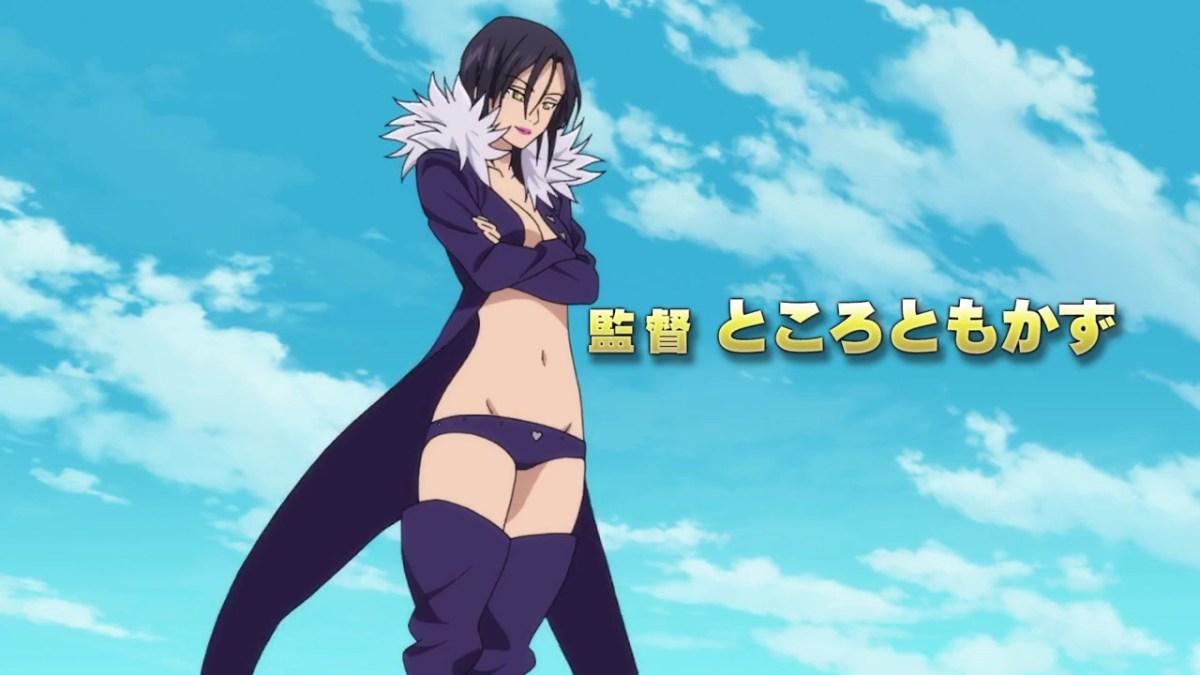 Nuevo trailer para Nanatsu no Taizai -Seisen no Shirushi- (anime)