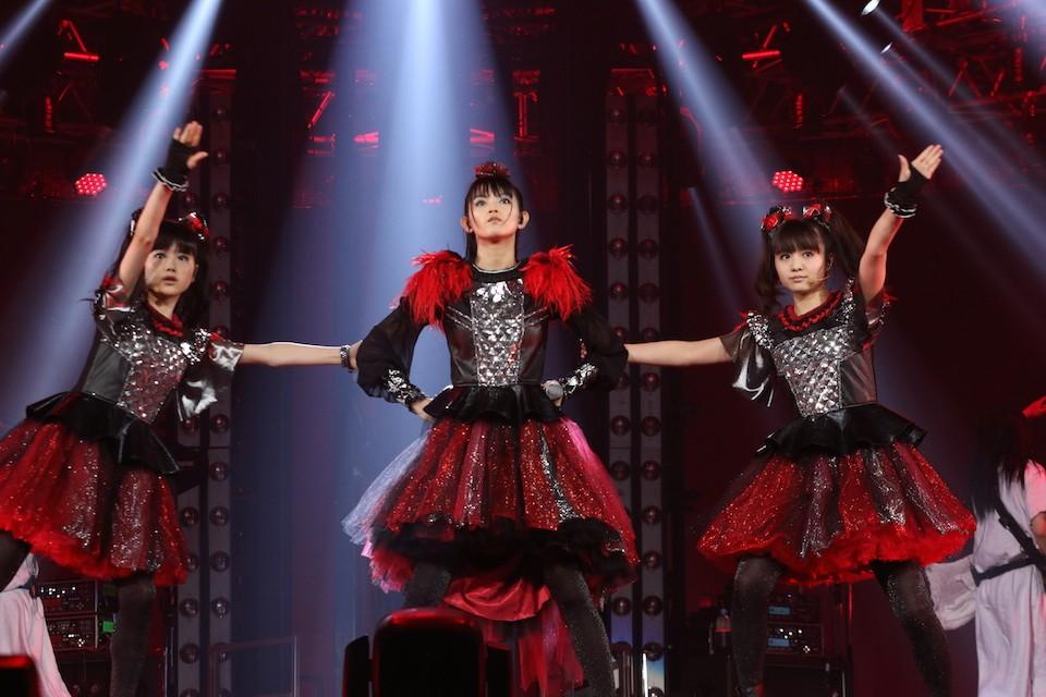 BABYMETAL Rainichi Kinen Gentei-ban termina en 6º lugar semanal de Oricon