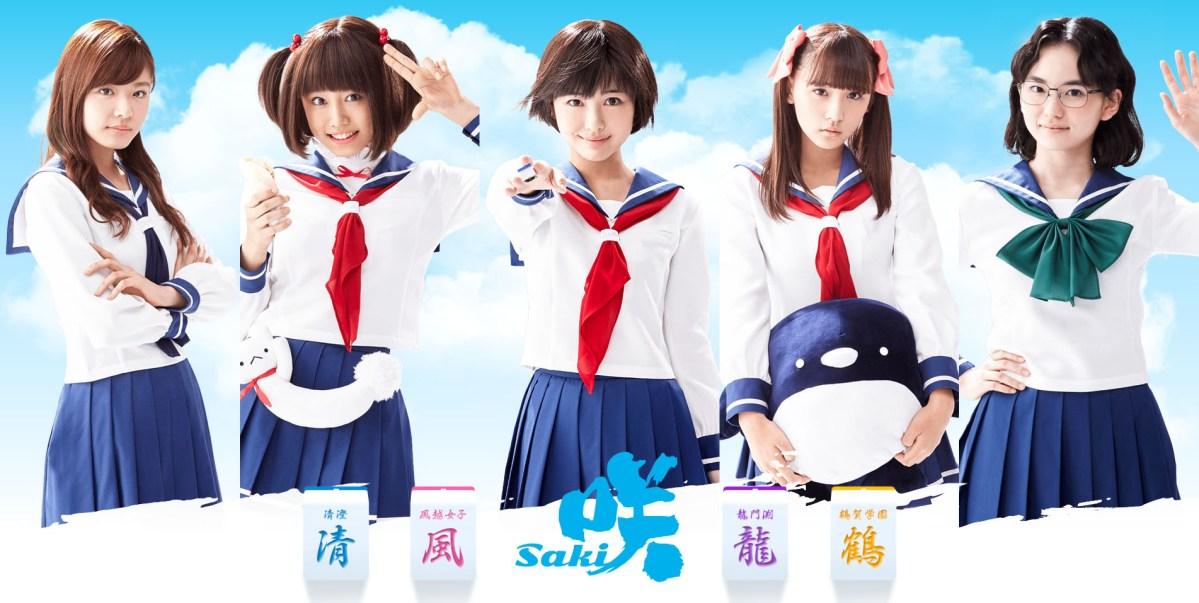 Live action de Saki revela reparto completo