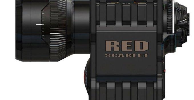 Red Scarlet X