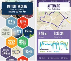 Argus-motion fitness tracker