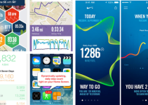 iPhone Pedometer Apps