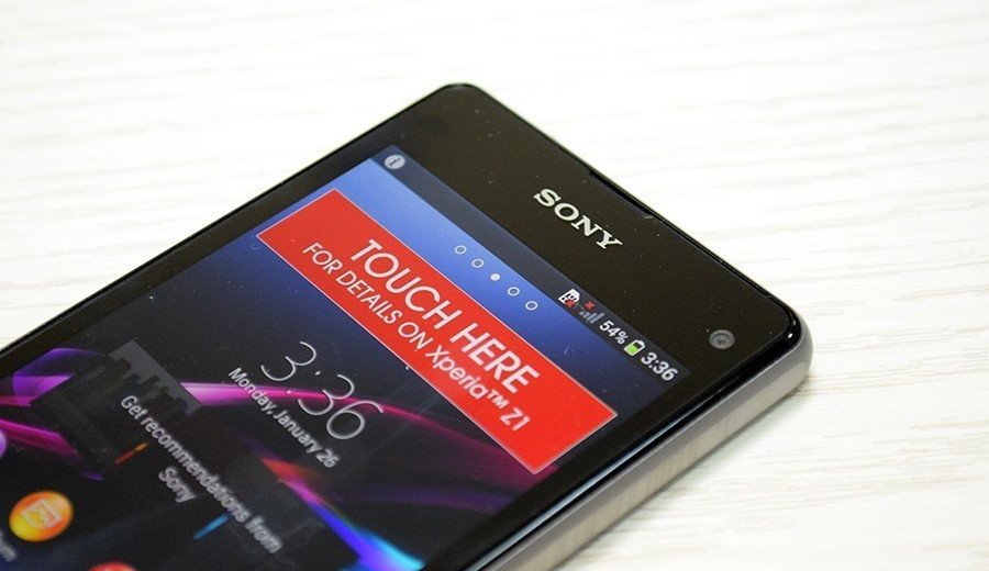 Sony Xperi Z1 Compact (15)