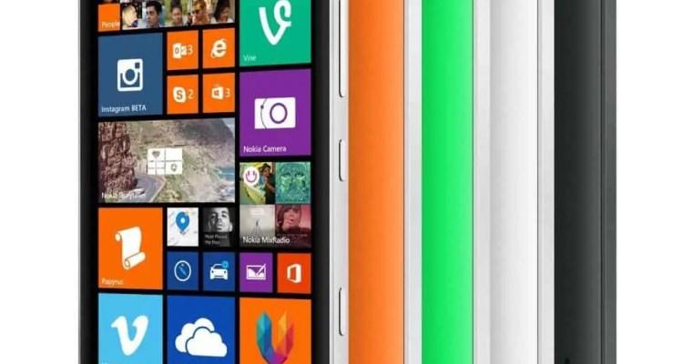 Nokia Lumia 930 Range