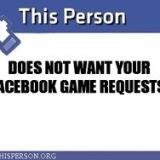Facebook game requests stop recieving
