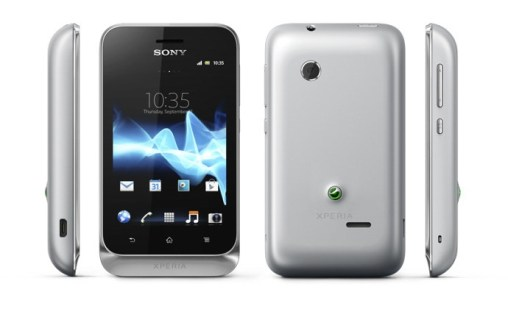 Sony Xperia Tipo and Tipo Dual official with Specs; releasing in Q3
