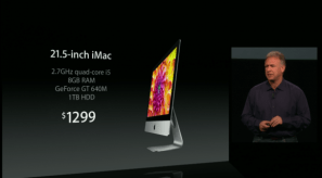 iMac 2012 unveiled; Specs, Price
