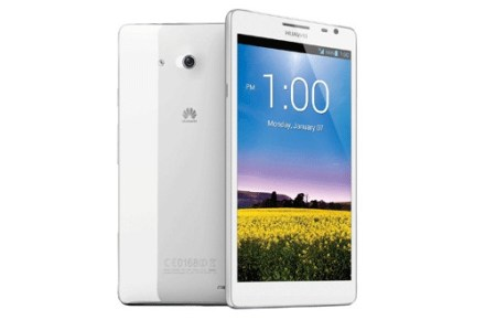 5.1 Huawei Ascend D2 and 6.1 Ascend Mate announced
