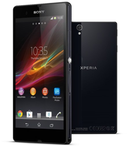 Sony Xperia Z and ZL official; releasing in March 2013