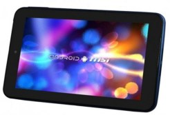 MSI Enjoy 71 budget Tablet announced; Specs and Price