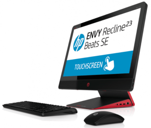 HP Envy Recline 23 and 27 TouchSmart All in One announced; Specs and Price