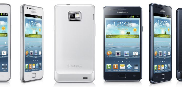 Samsung adds a Plus to its Galaxy S2, Launches Galaxy S2 Plus