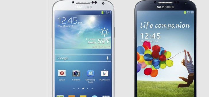 Samsung Galaxy S4 official: 5-inch Full HD display,Octa-core Exynos chip and 13MP camera