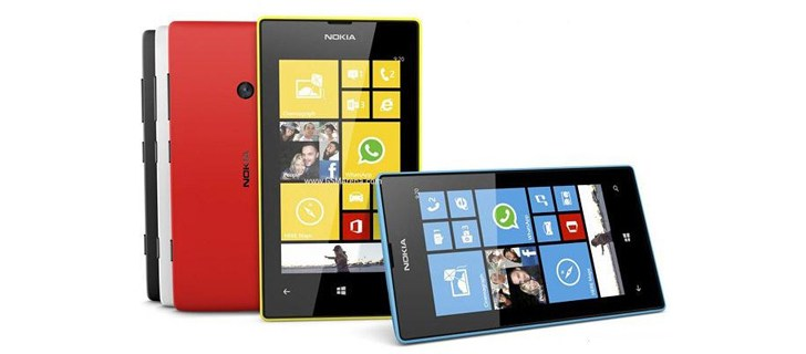 Nokia Lumia 520 priced at Rs10,499, to be available in India from April 6th onwards