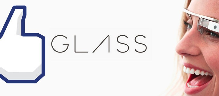 Official Facebook for Google Glass app announced