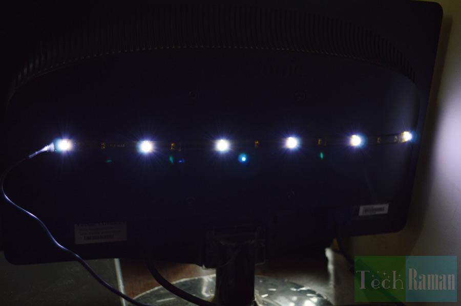 Antec-bias-lighting-strip-glowing
